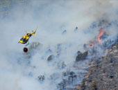 حريق غابات باسبانيا