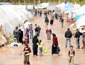 لاجئين سوريا - أرشيفية