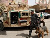 قوات مكافحة الشغب فى بغداد - أرشيفية