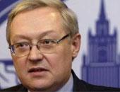 نائب وزير الخارجية الروسى سيرجى ريابكوف