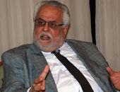 محمد جبريل السفير الليبى لدى القاهرة