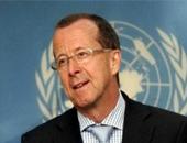 المبعوث الأممى لليبيا مارتن كوبلر