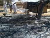جانب من العنف فى دارفور _ صورة أرشيفية