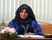 الدكتورة مى مدحت الأخصائية النفسية للأطفال والمراهقين بمستشفى المعمورة بالإسكندرية