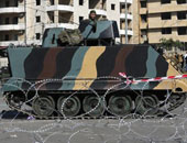 عناصر من الجيش اللبنانى