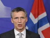 ينس ستولتنبرج الأمين العام للحلف الأطلسى