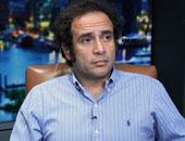 عمرو حمزاوى رئيس حزب مصر الحرية