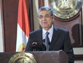 د.محمد شاكر وزير الكهرباء – أرشيفية