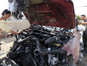 انفجار سيارة - أرشيفية