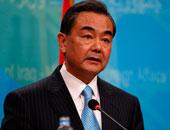 وانغ يى وزير الخارجية الصينى