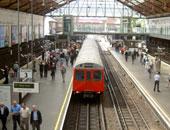 محطة قطار لندن ـ صورة أرشيفية
