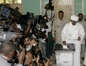 إنتخابات السودان - أرشيفية