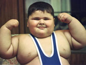 ساعدى طفلك فى خسارة وزنه - صورة أرشيفية