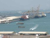ميناء العين السخنة - صورة أرشيفية