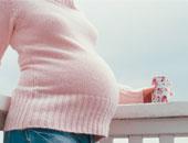 سيدة حامل