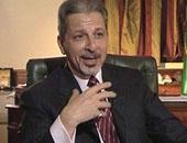 السفير السعودى بالقاهرة أحمد قطان