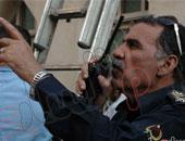 اللواء جمال حلاوة نائب مدير الإدارة العامة للحماية المدنية بالقاهرة