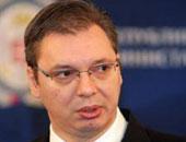 ألكسندر فوتشيتش الرئيس الصربى