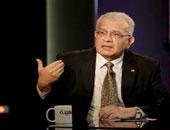 الدكتور حازم حسنى أستاذ العلوم السياسية بجامعة القاهرة