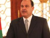 وزير الداخلية الأردنى حسين هزاع المجالى