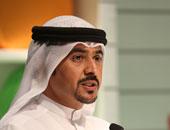 أحمد بن ركاض العامرى رئيس هيئة الشارقة للكتاب