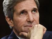 جون كيرى وزير الخارجية الأمريكى
