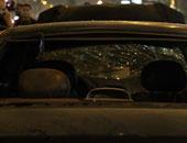 تهشم زجاج سياره ـ أرشيفية