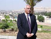 محافظ القاهرة جلال السعيد