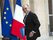وزير الداخلية الفرنسى برنار كازنوف