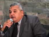 المستشار عبدالله قنديل رئيس نادى النيابة الإدارية