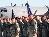 عناصر من الجيش الأمريكى
