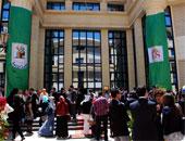 كلية حقوق إنجليزى جامعة القاهرة فرع الشيخ زايد