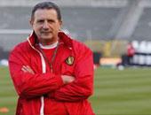 جورج ليكنز مدرب تونس
