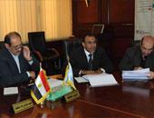 اللواء علاء الهراس نائب محافظ الجيزة