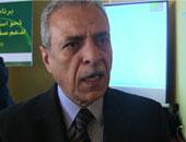 اللواء صلاح الدين زيادة محافظ المنيا