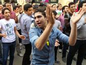 تظاهر طلاب الإخوان -صورة أرشيفية