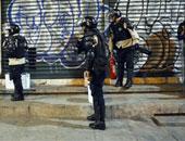 عناصر من الشرطة فى فنزويلا