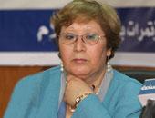 الدكتورة ليلى عبد المجيد عميد كلية الإعلام الأسبق بجامعة القاهرة