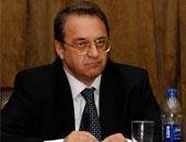 ميخائيل بوجدانوف - مبعوث الرئيس الروسى إلى الشرق الأوسط