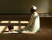 شخص يصلى - صورة أرشيفية