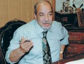عونى عبد العزيز رئيس شعبة الأوراق المالية باتحاد الغرف التجارية