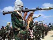 عناصر حركة لشباب الصومالية - ارشيفية