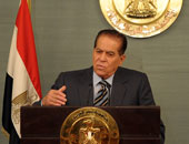 الدكتور كمال الجنزورى رئيس الوزراء السابق