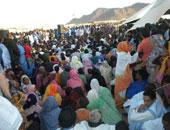 مظاهرات فى موريتانيا _ صورة أرشيفية