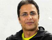 محمد إبراهيم المدرب العام لنادي أهلي طرابلس الليبي