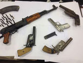 أسلحة نارية - ارشيفية