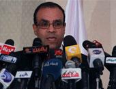السفير بدر عبد العاطى المتحدث باسم وزارة الخارجية