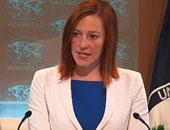 المتحدثة باسم وزارة الخارجية الأمريكية، جين ساكي