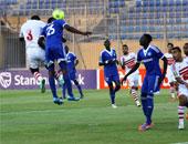 مباراة الهلال السودانى والزمالك