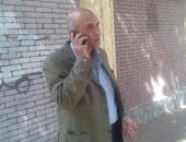 عماد وحيد عضو مجلس إدارة النادى الأهلى